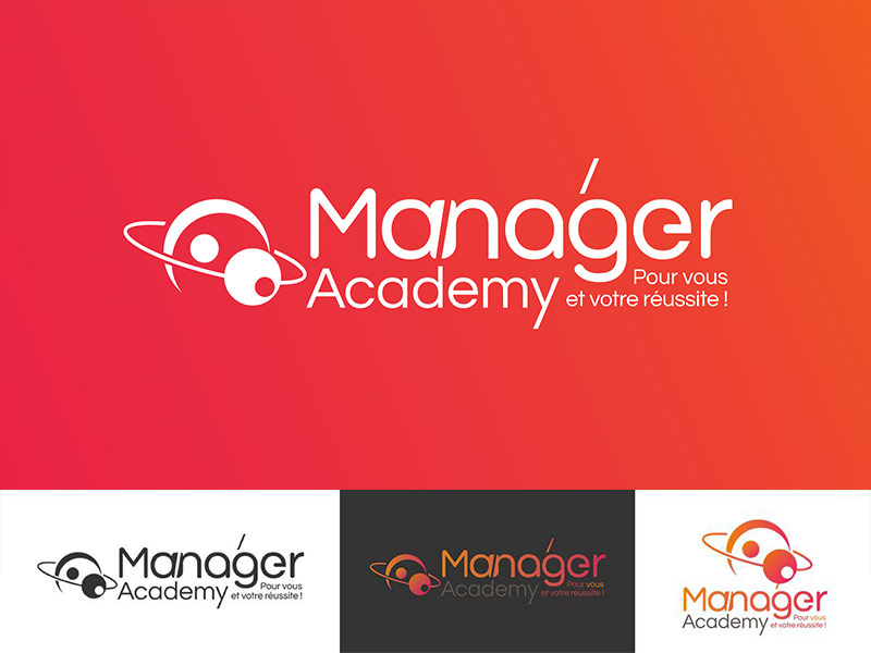 Logo Manager Academy