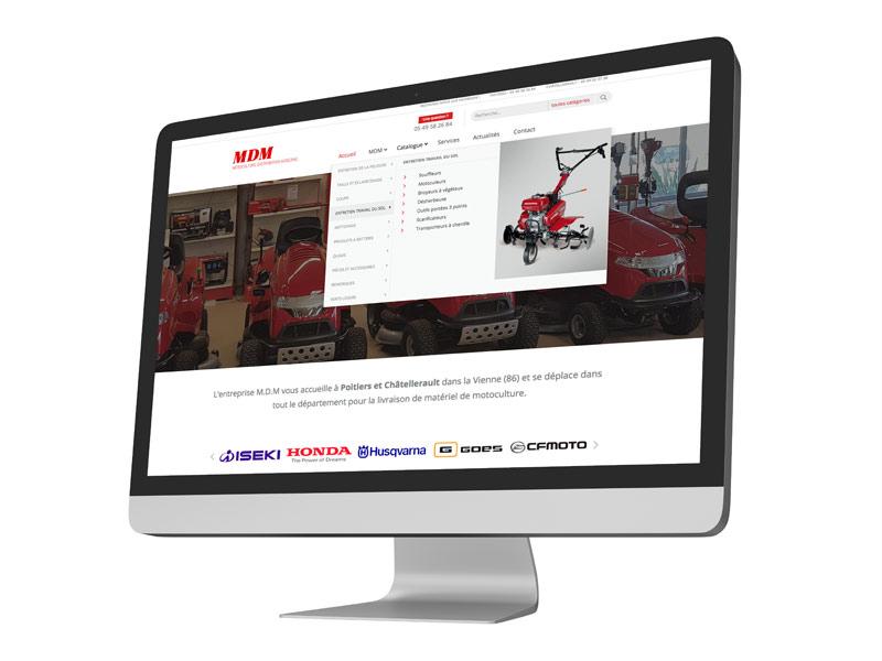 Site Internet MDM