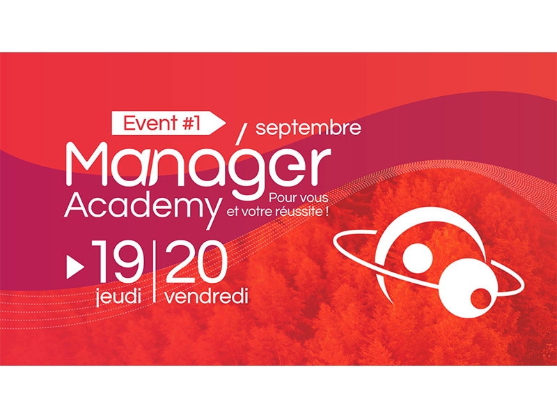 Visuel Facebook Manager Academy