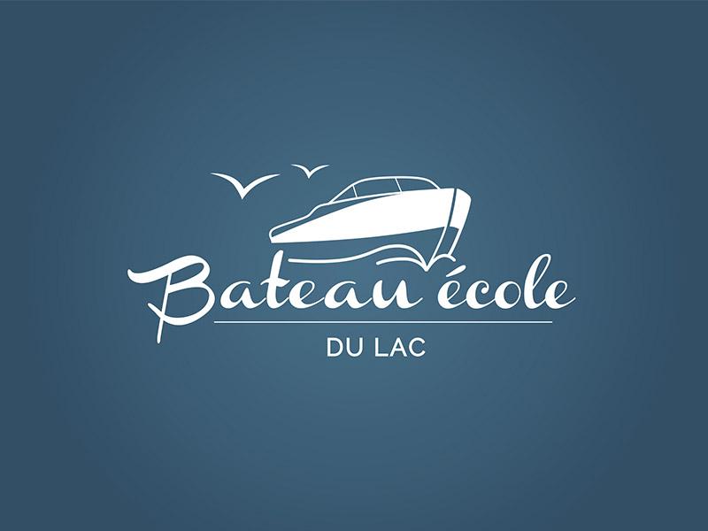 Logo Bateau Ecole Du Lac