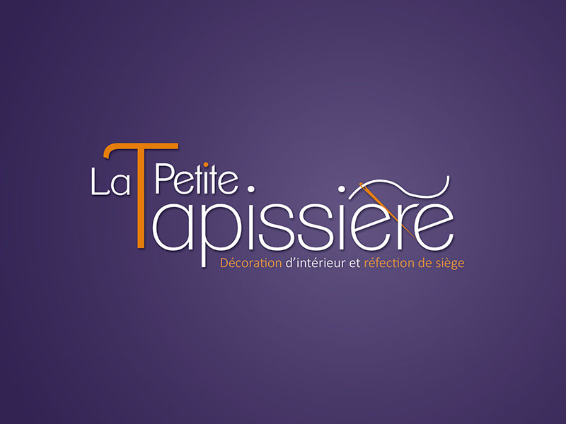 Logo La Petite Tapissière