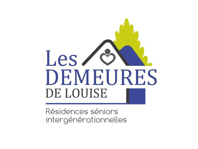 Logo Les demeures de Louise