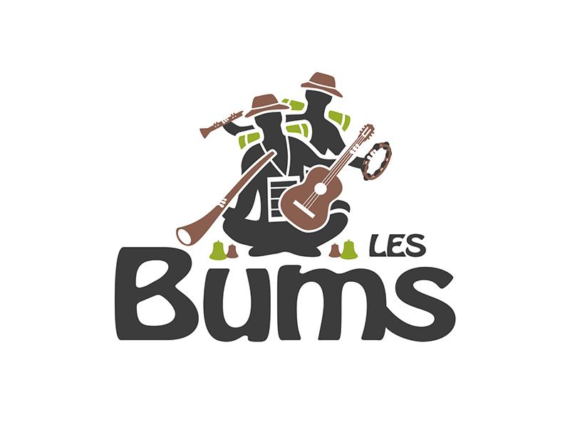 Logo les Bums