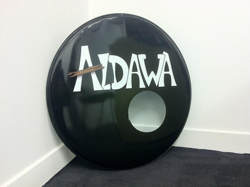peau batterie aldawa